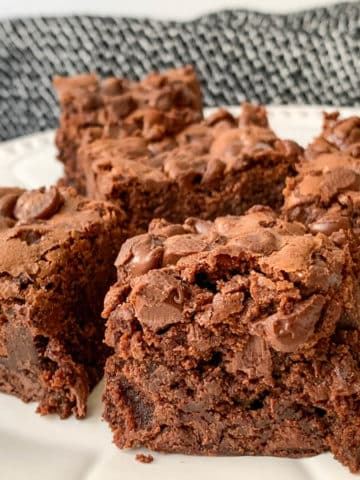 starbucks double chocolate brownies