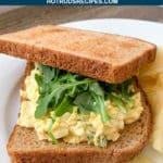 starbucks egg salad sandwich