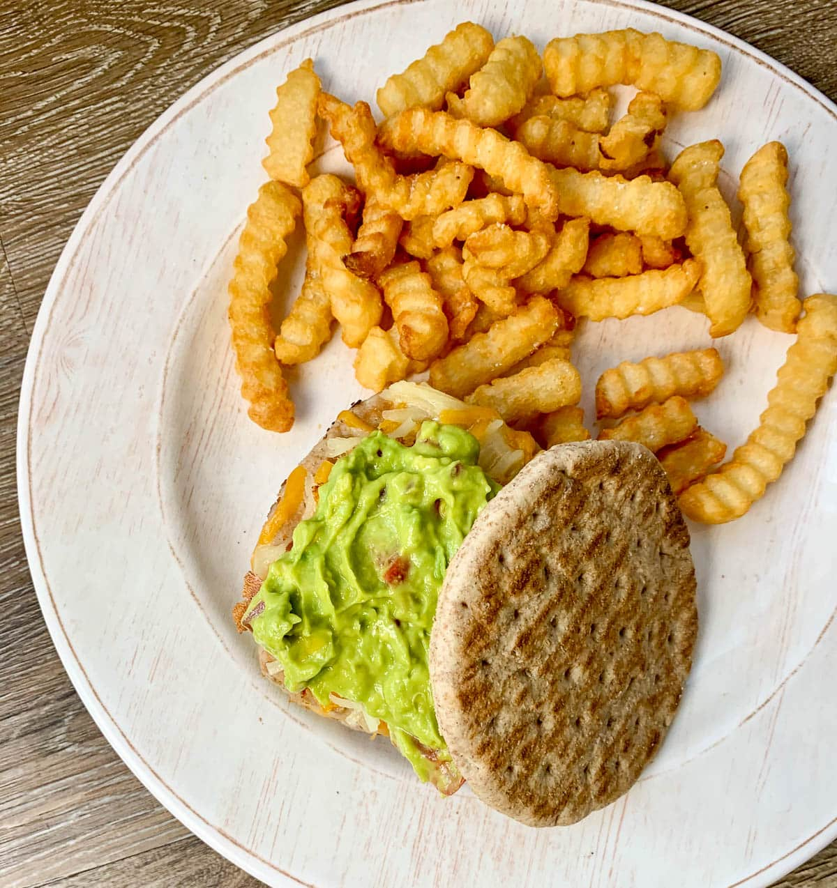 avocado turkey burger sauce