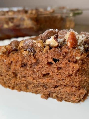 delicious applesauce brownies