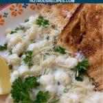 gnocchi peas lemon cream sauce