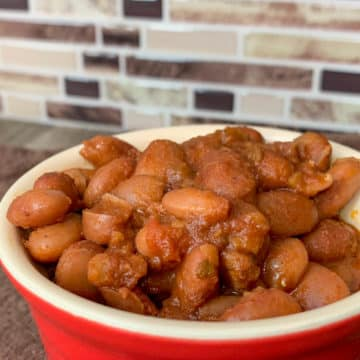 Traditional Texas Ranch Beans