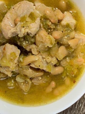 instant pot chili verde