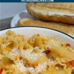 cheesy hot pepper pasta