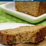 homemade autumn bread
