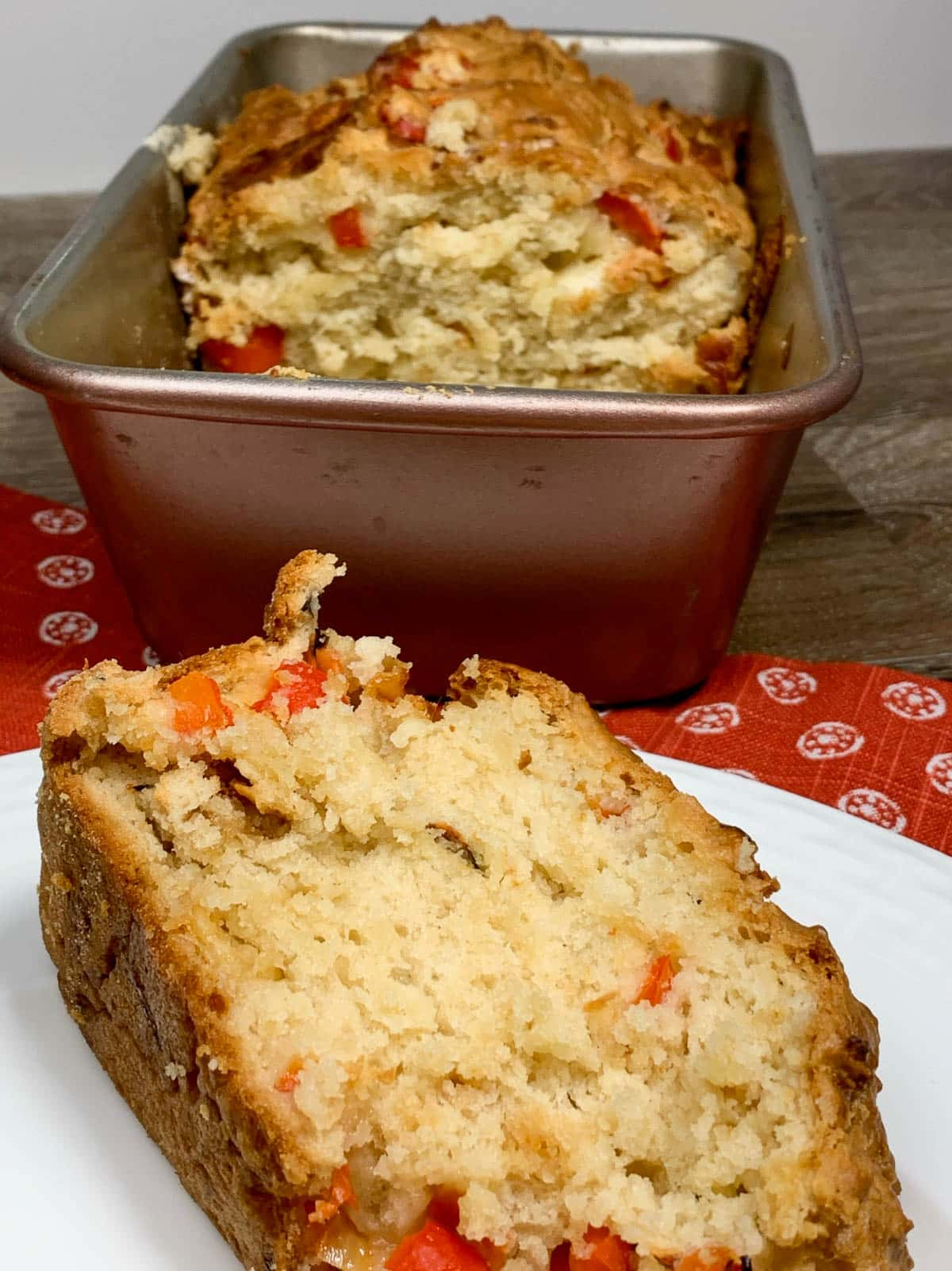 pepper jack beer bread