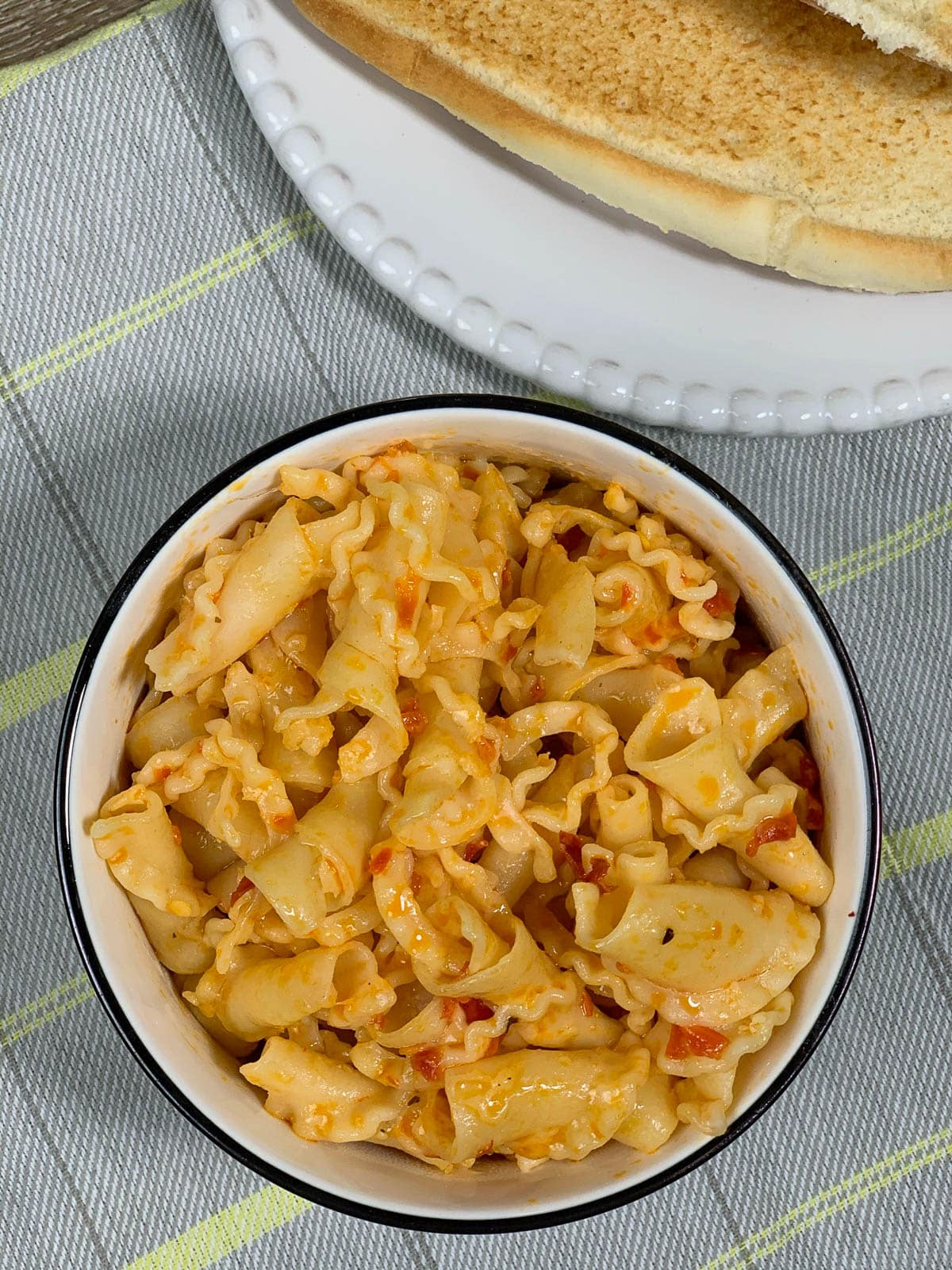 trader joes cheesy hot pepper pasta