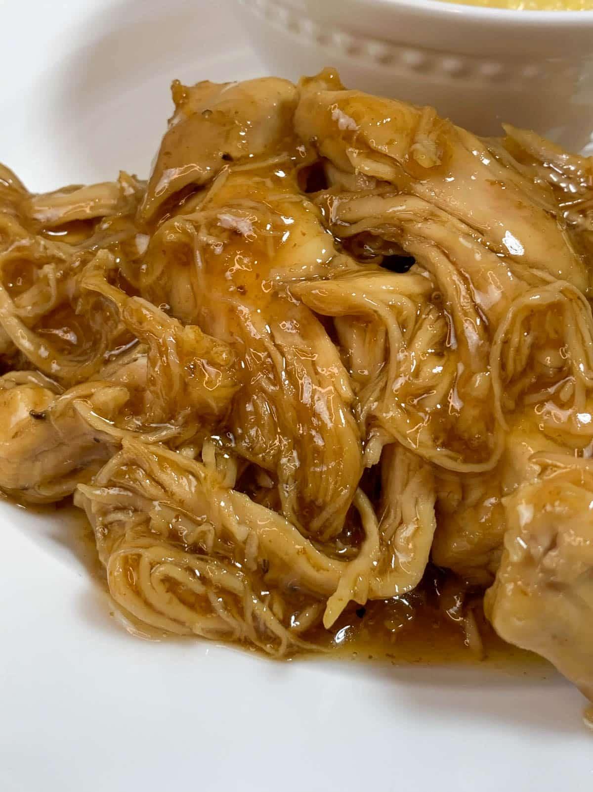 instant pot garlic brown sugar chicken