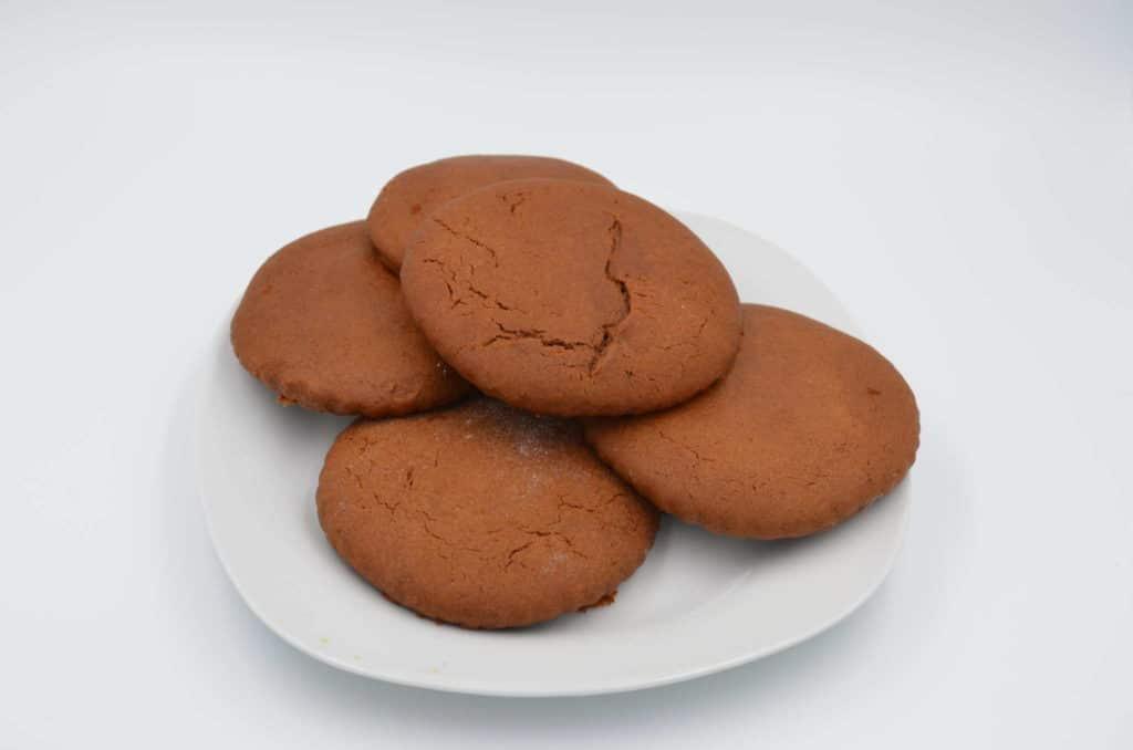 helens molasses cookies