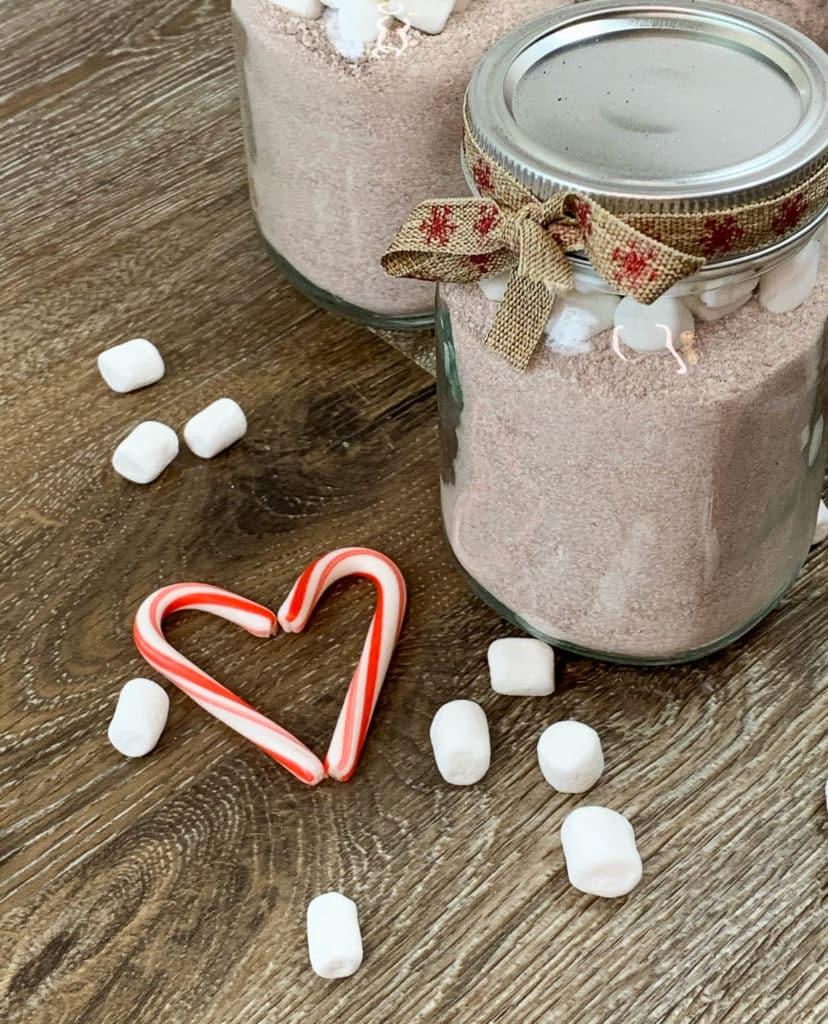 mint cocoa mix