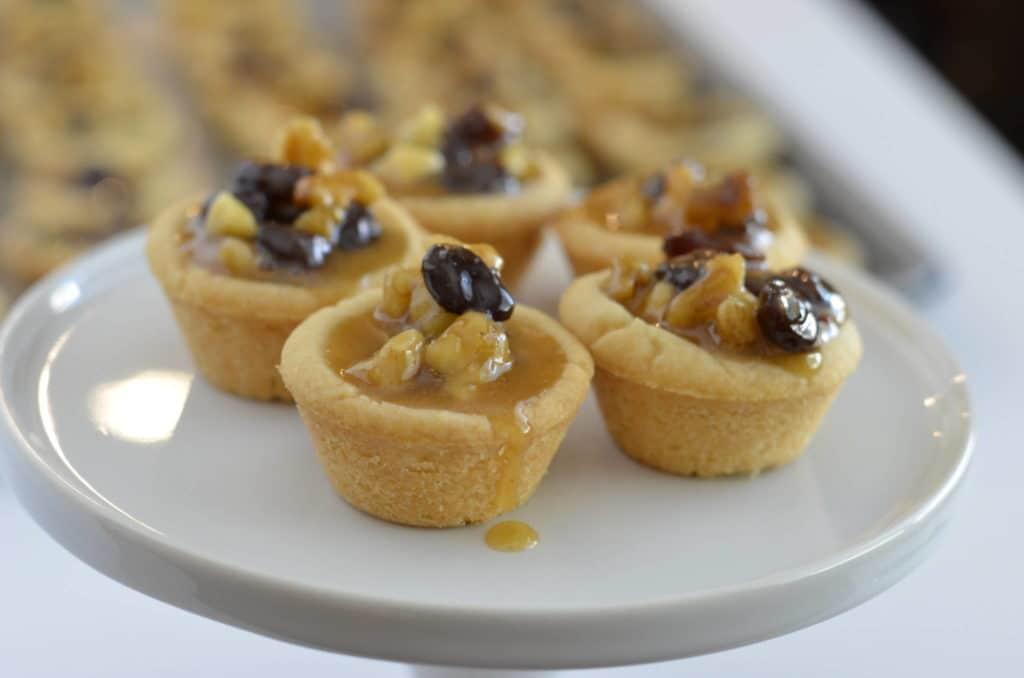 tiny teatime tarts