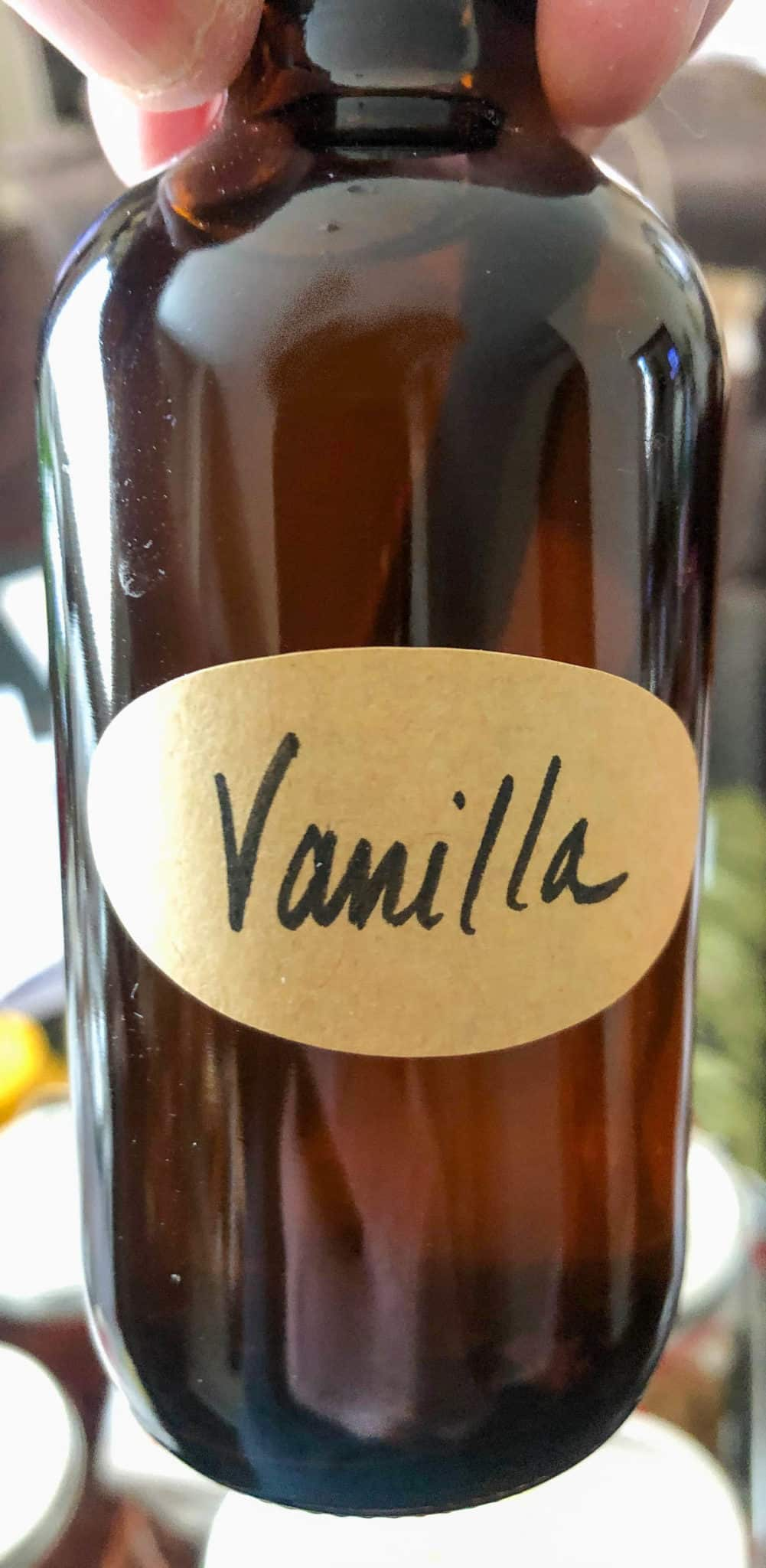 instant pot vanilla extract