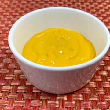 spicy hot mustard