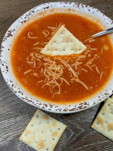tomato fennel soup