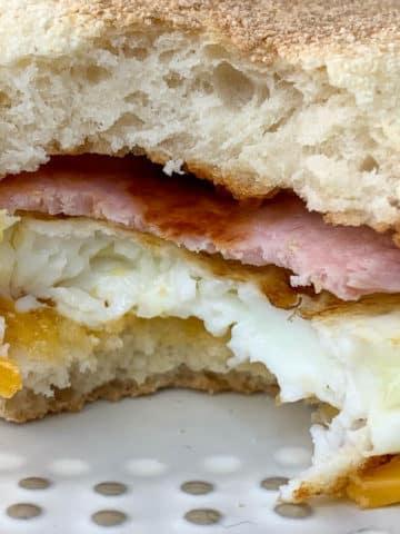 copycat mcdonald's egg mcmuffin