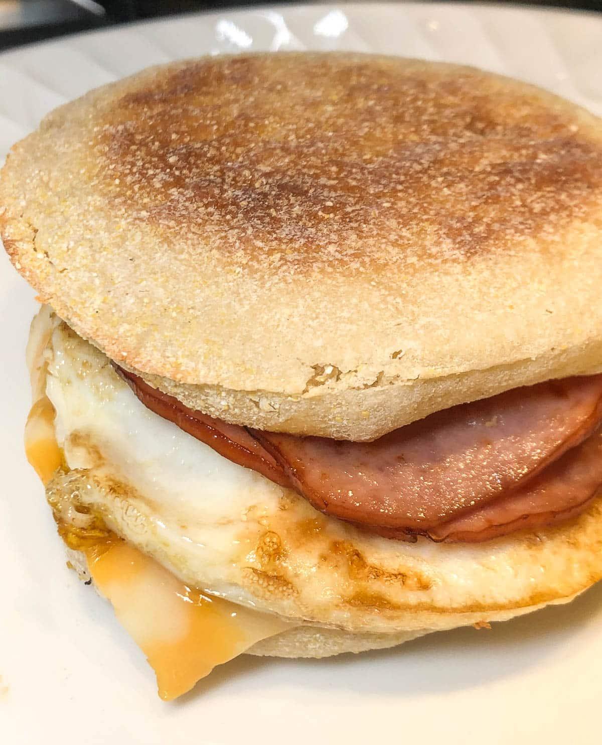 McDonalds Egg McMuffins
