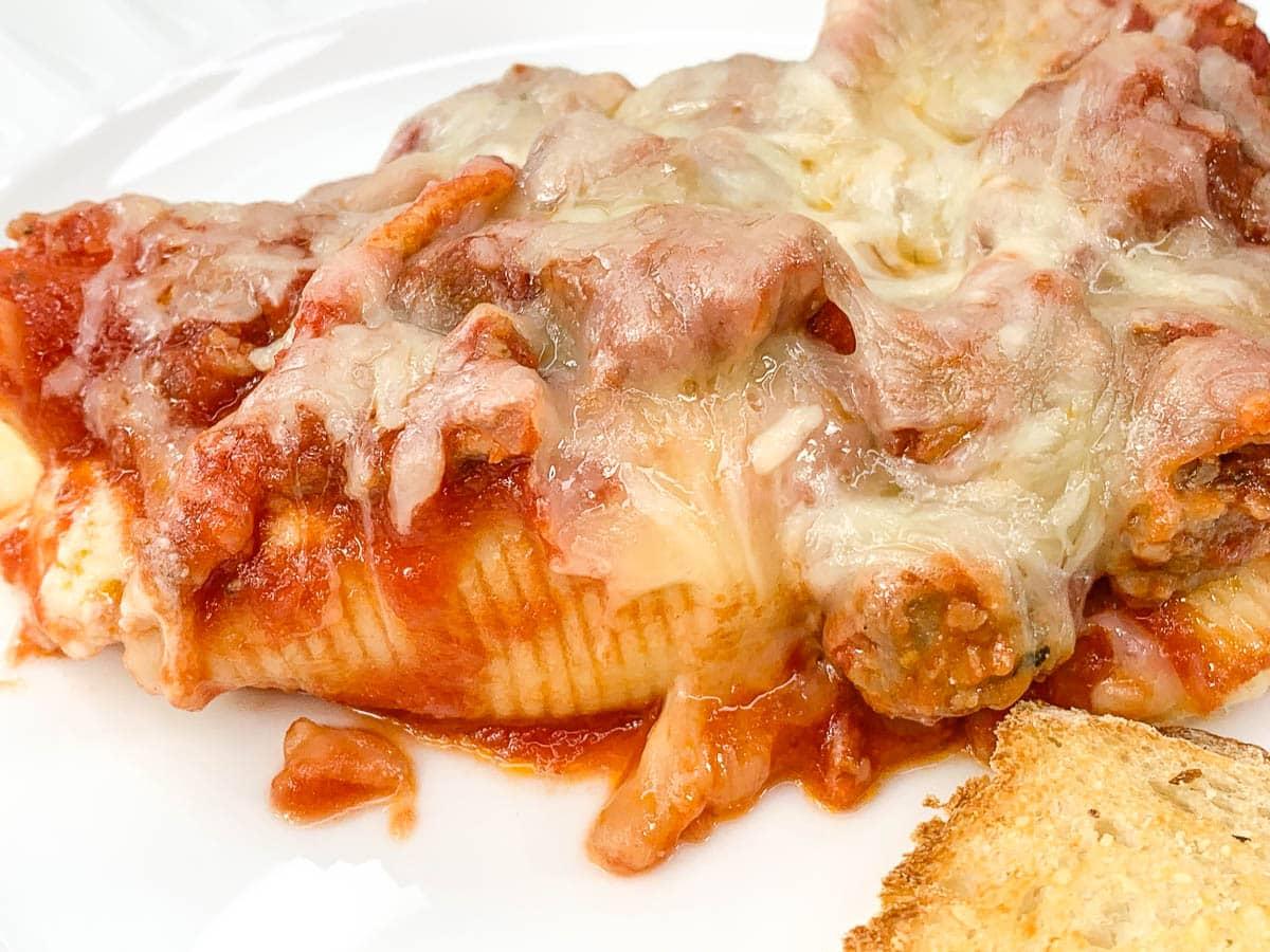 Italian Stuffed Pasta Shells