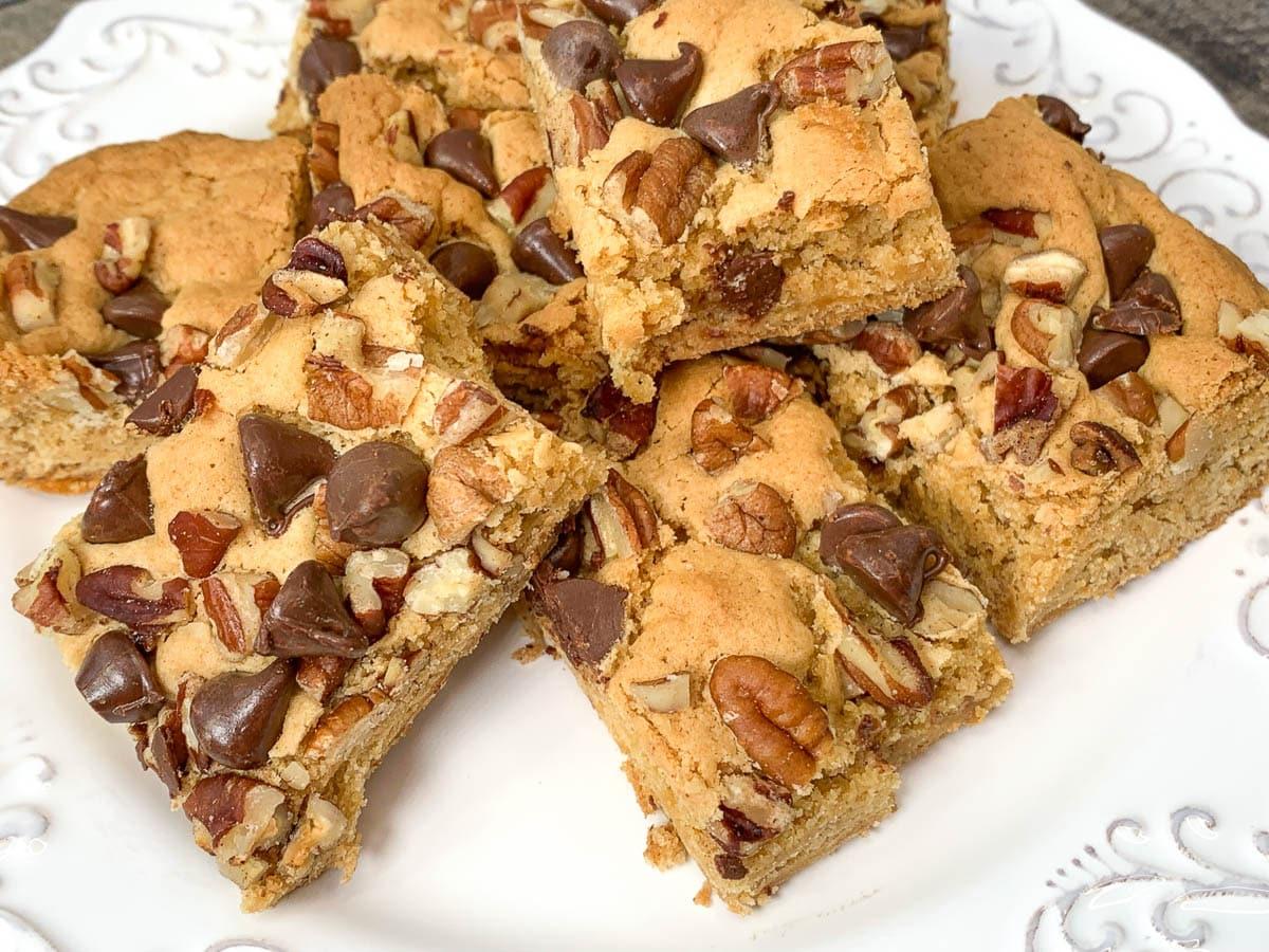copycat applebees blonde brownies